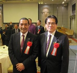 日本体育大学相撲部祝勝会