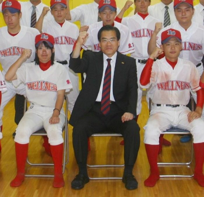高校野球部 強化指定クラブへ