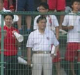 高校野球部 夏の甲子園大会予選応援