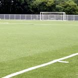 嵐山サッカーグラウンド竣工式を行いました